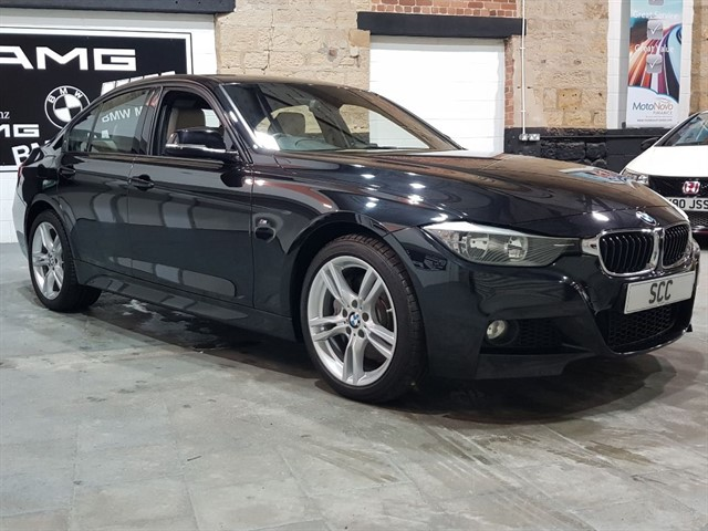 used BMW 335d M SPORT in yeadon-leeds-for-sale