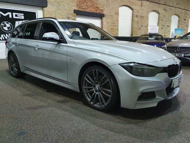 used BMW 318d M SPORT TOURING in yeadon-leeds-for-sale