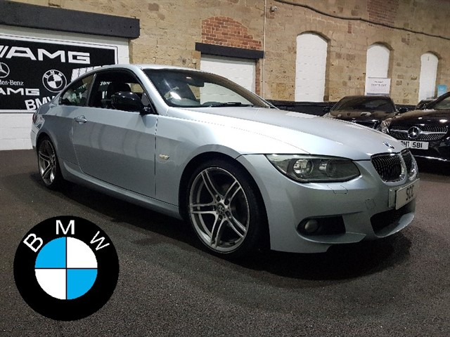 used BMW 318i SPORT PLUS EDITION in yeadon-leeds-for-sale