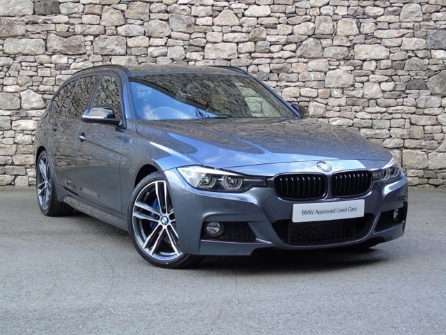 used BMW 320d XDRIVE M SPORT TOURING in yeadon-leeds-for-sale