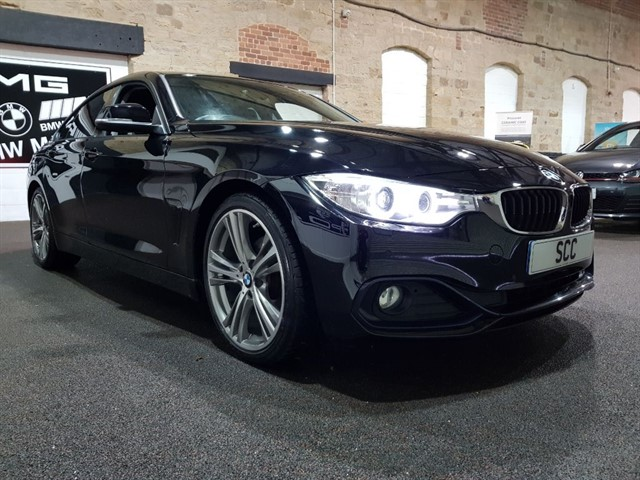 used BMW 420d SPORT GRAN COUPE in yeadon-leeds-for-sale