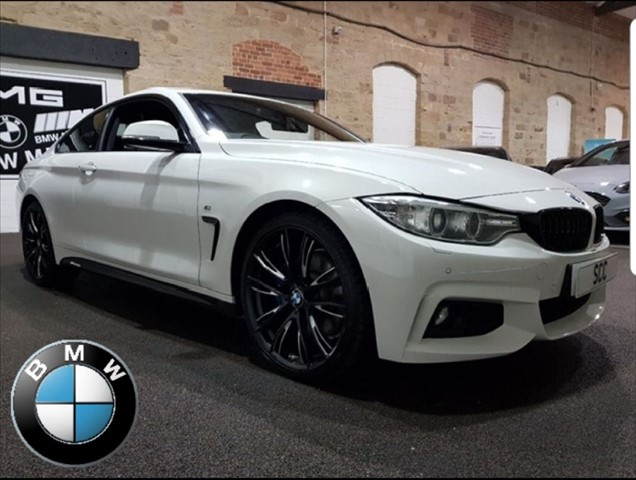used BMW 420d XDRIVE M SPORT in yeadon-leeds-for-sale