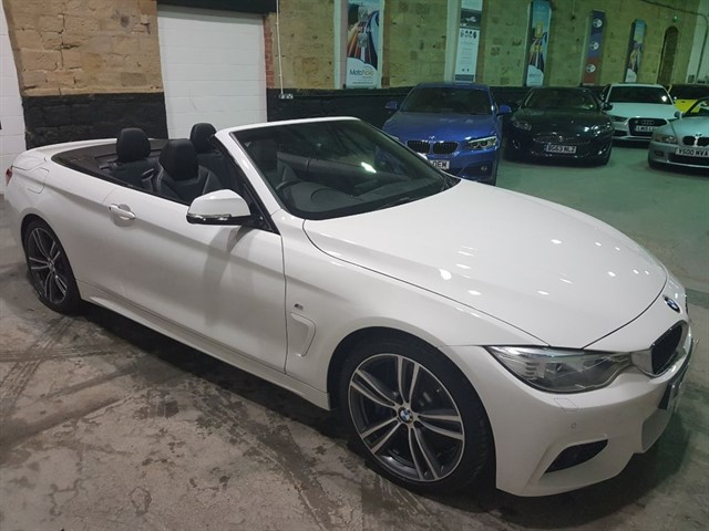 used BMW 428i M SPORT in yeadon-leeds-for-sale