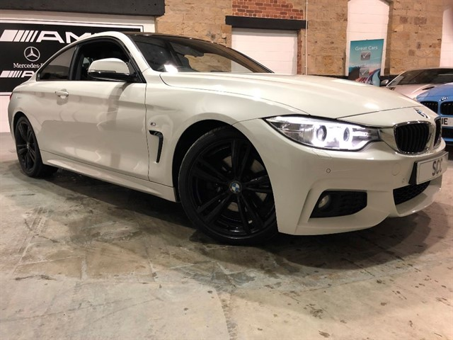 used BMW 428i M SPORT PLUS PACK in yeadon-leeds-for-sale