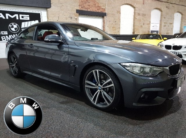 used BMW 428i M SPORT PLUS in yeadon-leeds-for-sale