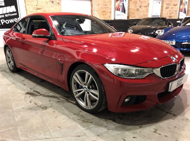 used BMW 435i M SPORT PLUS PACK in yeadon-leeds-for-sale