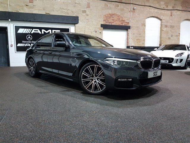 used BMW 530d M SPORT PLUS X DRIVE in yeadon-leeds-for-sale