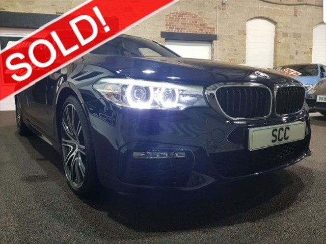 used BMW 530d XDRIVE M SPORT in yeadon-leeds-for-sale