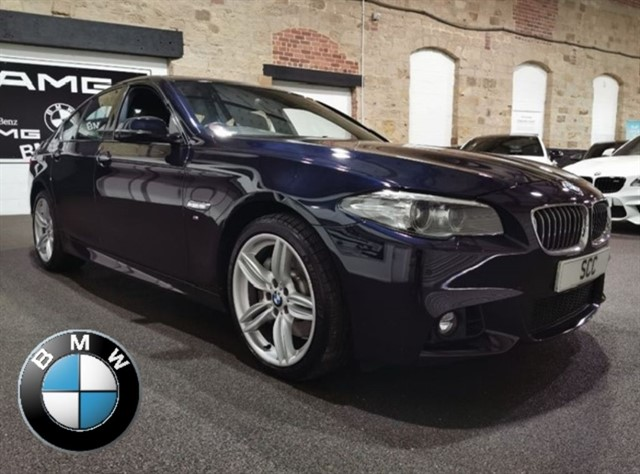 used BMW 530d M SPORT in yeadon-leeds-for-sale
