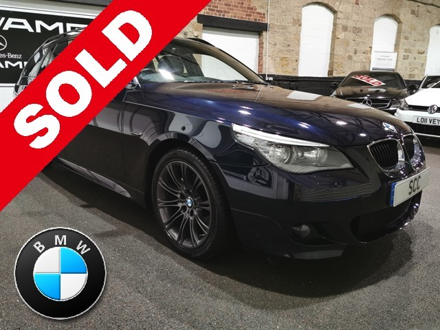 used BMW 520d M SPORT TOURING in yeadon-leeds-for-sale