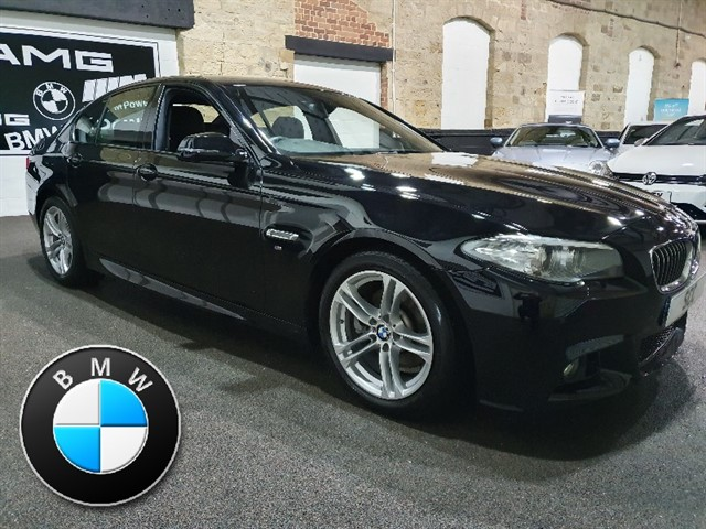 used BMW 520d M SPORT in yeadon-leeds-for-sale