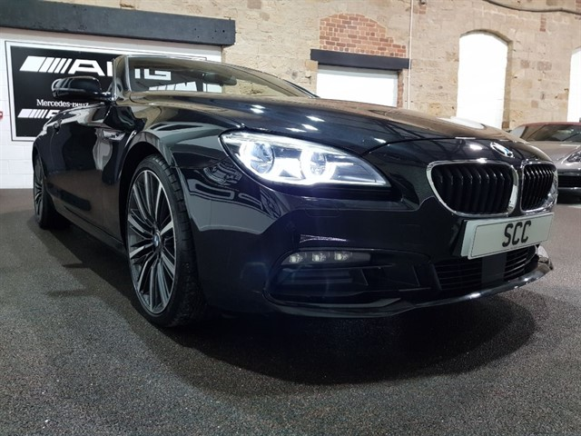 used BMW 640d SE in yeadon-leeds-for-sale