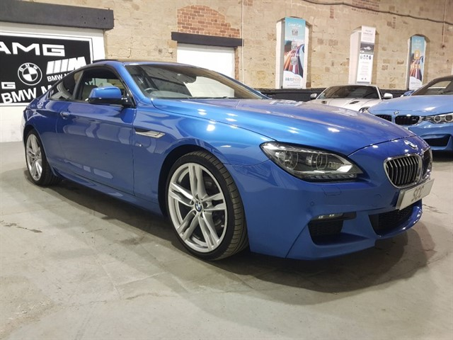 used BMW 640d M SPORT in yeadon-leeds-for-sale