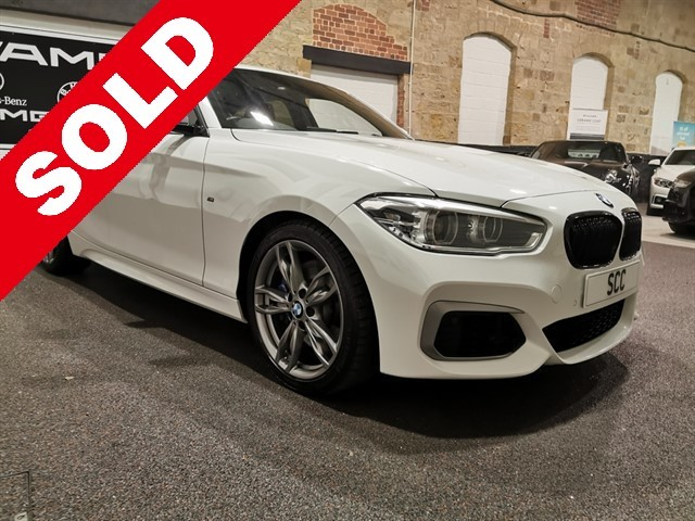used BMW M140i M140i M DCT AUTO in yeadon-leeds-for-sale
