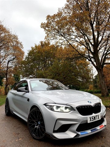 used BMW M2 COMPETITION in yeadon-leeds-for-sale