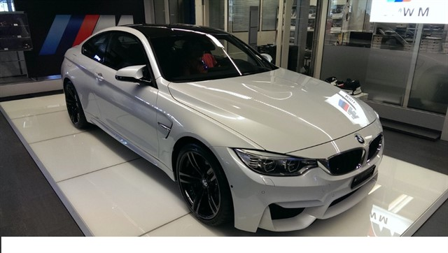 used BMW M4 DCT COUPE in yeadon-leeds-for-sale