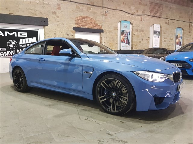used BMW M4  in yeadon-leeds-for-sale