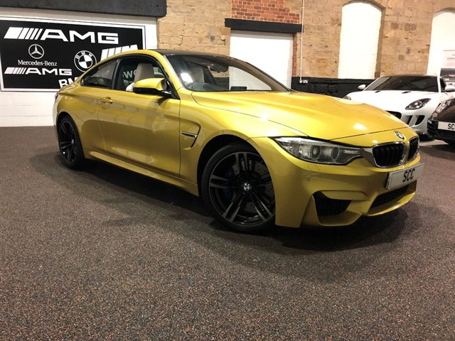 used BMW M4 M4 in yeadon-leeds-for-sale