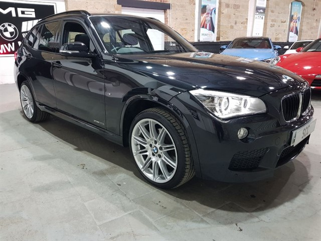 used BMW X1 XDRIVE MSPORT in yeadon-leeds-for-sale