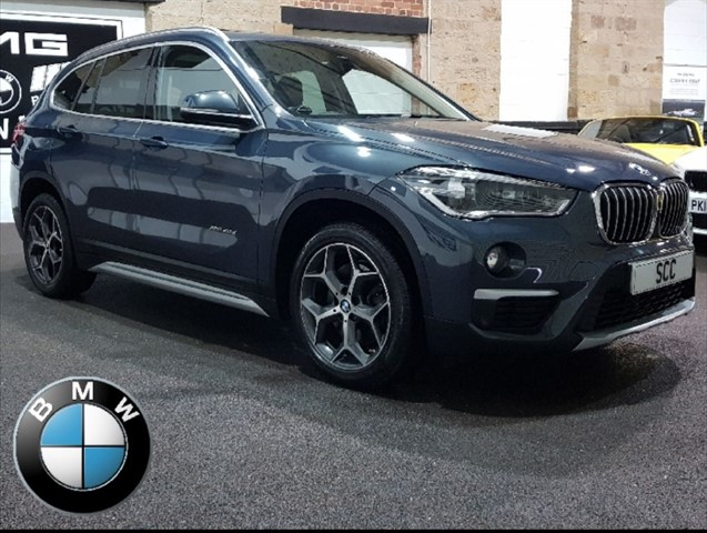 used BMW X1 XDRIVE20D XLINE in yeadon-leeds-for-sale
