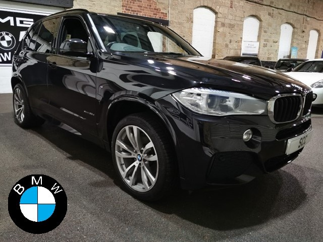 used BMW X5 XDRIVE30D M SPORT in yeadon-leeds-for-sale
