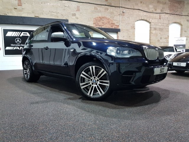 used BMW X5 M 50D in yeadon-leeds-for-sale