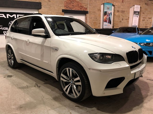 used BMW X5 M X5 M 4.4 V8 in yeadon-leeds-for-sale