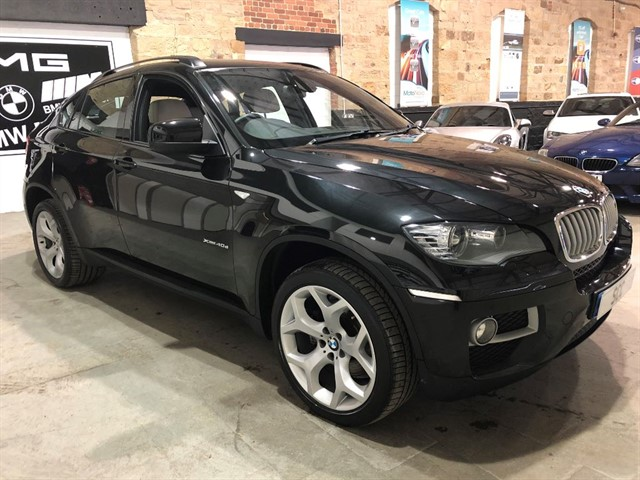 used BMW X6 XDRIVE40D in yeadon-leeds-for-sale