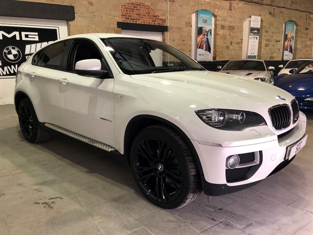 used BMW X6 XDRIVE30D in yeadon-leeds-for-sale