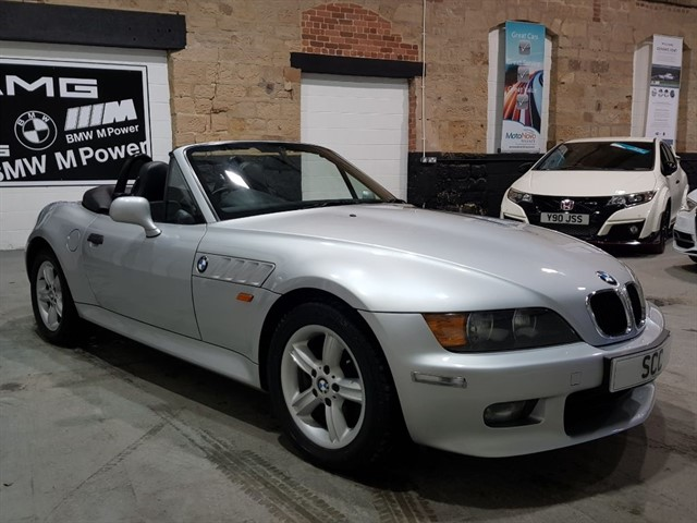 used BMW Z3 ROADSTER in yeadon-leeds-for-sale