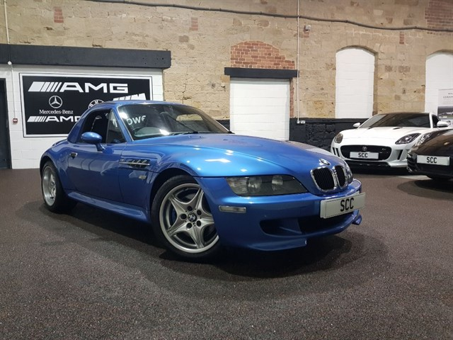 used BMW Z3 M Roadster in yeadon-leeds-for-sale