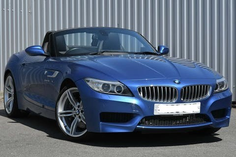used BMW Z4 SDRIVE18I M SPORT ROADSTER in yeadon-leeds-for-sale
