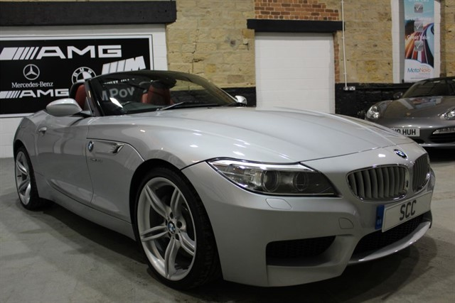 used BMW Z4 SDRIVE35I M SPORT ROADSTER in yeadon-leeds-for-sale