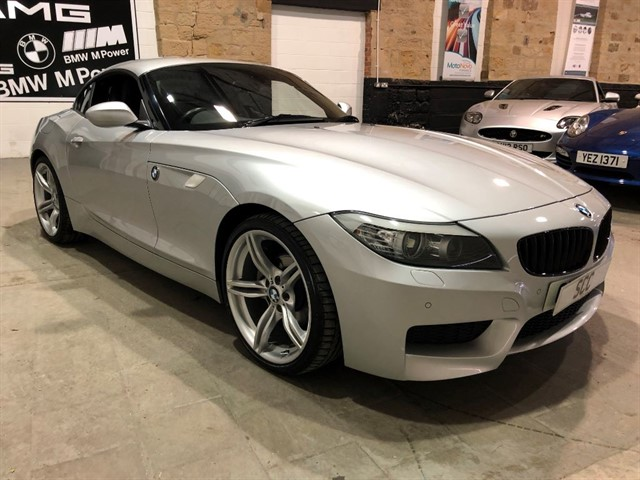 used BMW Z4 SDRIVE23I M SPORT HIGHLINE EDITION in yeadon-leeds-for-sale