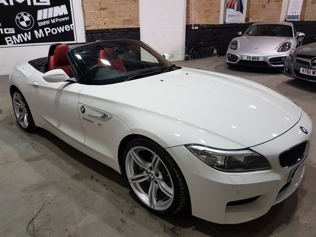 used BMW Z4 ROADSTER 35IS in yeadon-leeds-for-sale
