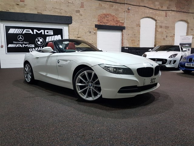 used BMW Z4 SDRIVE23I HIGHLINE EDITION in yeadon-leeds-for-sale