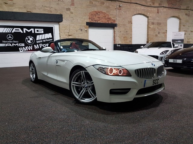 used BMW Z4 ROADSTER 35IS DCT AUTO in yeadon-leeds-for-sale