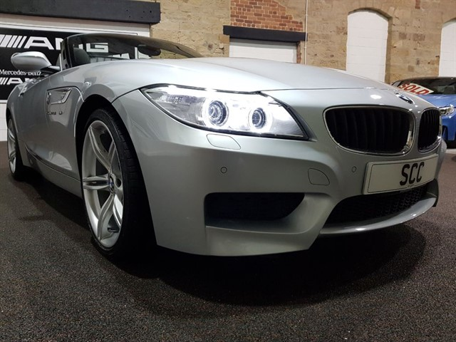 used BMW Z4 SDRIVE20I M SPORT ROADSTER in yeadon-leeds-for-sale