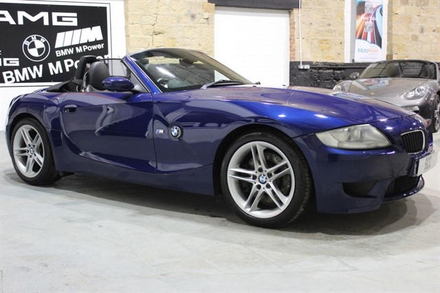 used BMW Z4 M ROADSTER in yeadon-leeds-for-sale