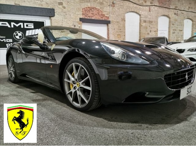 used Ferrari California 2 PLUS 2 in yeadon-leeds-for-sale
