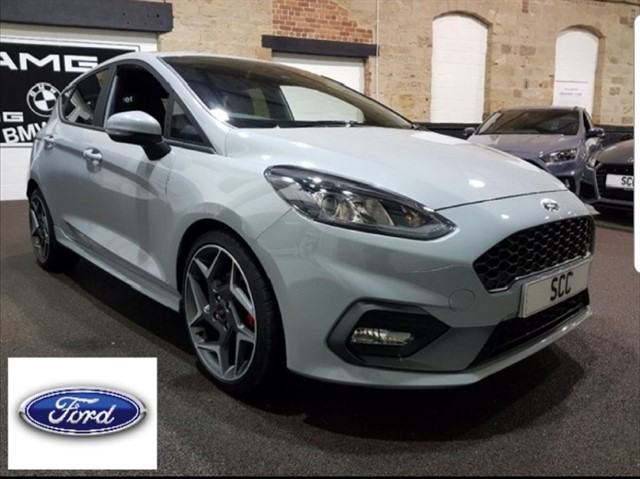 used Ford Fiesta ST-3 in yeadon-leeds-for-sale