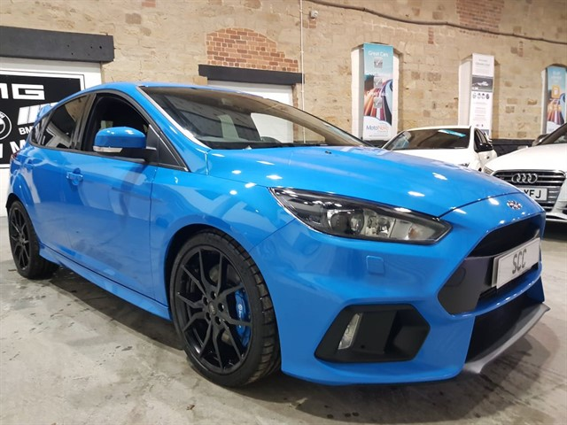 used Ford Focus RS in yeadon-leeds-for-sale