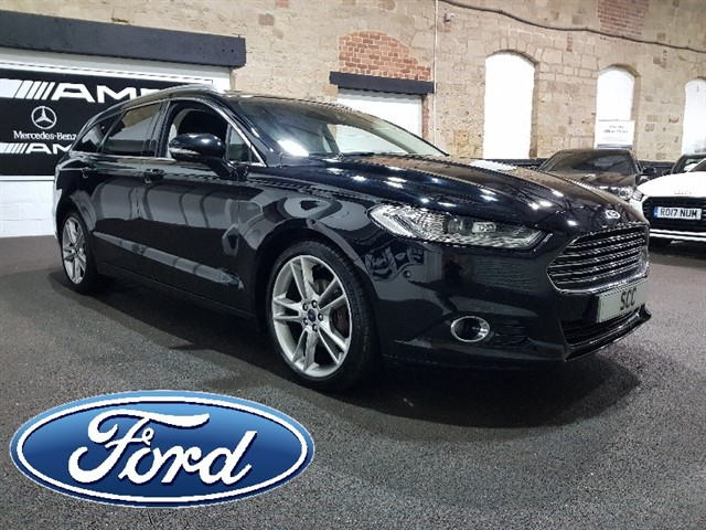 used Ford Mondeo TITANIUM TDCI X PACK in yeadon-leeds-for-sale