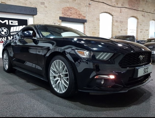 used Ford Mustang ECOBOOST in yeadon-leeds-for-sale