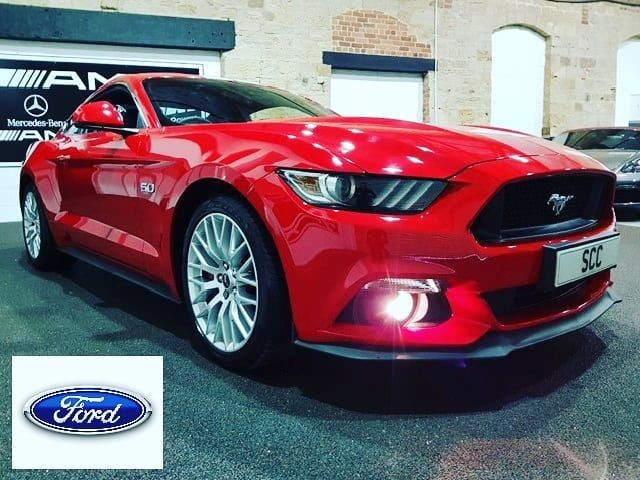 used Ford Mustang GT in yeadon-leeds-for-sale