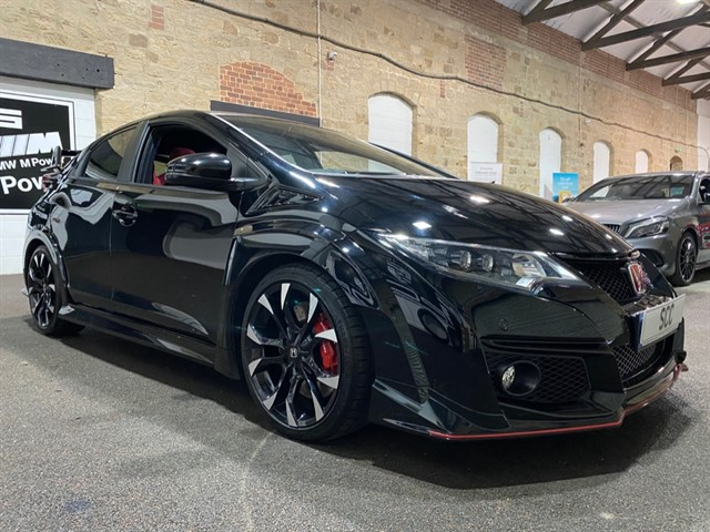 used Honda Civic I-VTEC TYPE R GT in yeadon-leeds-for-sale