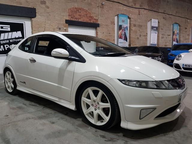 used Honda Civic I-VTEC TYPE-R CHAMPIONSHIP WHITE in yeadon-leeds-for-sale