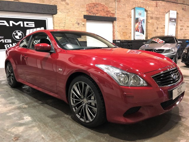 used Infiniti G37 G G37S in yeadon-leeds-for-sale