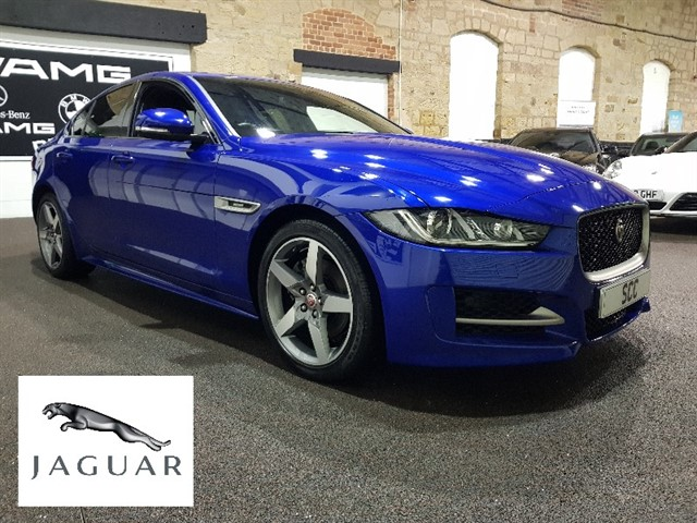 used Jaguar XE R-SPORT in yeadon-leeds-for-sale