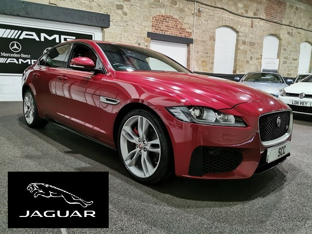 used Jaguar XF D V6 S in yeadon-leeds-for-sale